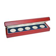SAFE 7911 Münz-Etui Edle Holzausführung Für Münzen-Set - Zubehör