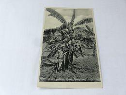 Greetings From Jamaica Banana Plantation Jamaica - Cartoline