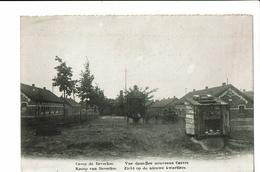 CPA - Carte Postale -BELGIQUE -Camp De Beverloo - Nouveaux Carrés  - S2803 - Beringen