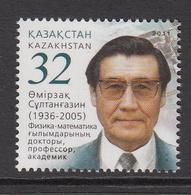 2011 Kazakhstan  Space Research Institute Director Set Of 1 MNH - Kazakhstan