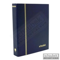 Schaubek Rb3063 Ringbinder TOP Blau - Albums à Bandes