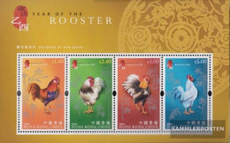 Hong Kong Block136 (complete Issue) Unmounted Mint / Never Hinged 2005 Chinese Year - 1997-... Chinese Admnistrative Region