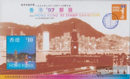 Hong Kong Block52 (complete Issue) Unmounted Mint / Never Hinged 1997 Stamp Exhibition - 1997-... Chinese Admnistrative Region