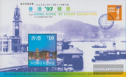 Hong Kong Block48 (complete Issue) Unmounted Mint / Never Hinged 1997 Stamp Exhibition - Unused Stamps