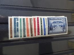 Deutsches Reich Michel 702-713 Postfrisch (8843) - Deutschland