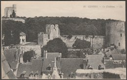 Le Château, Gisors, Eure, C.1910 - Lévy CPA LL46 - Gisors