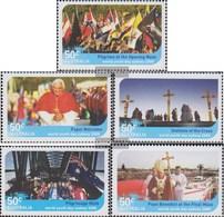 Australien 3036-3040 (kompl.Ausg.) Postfrisch 2008 Jugend - 2000-09 Elizabeth II