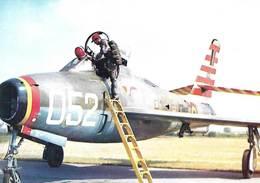 Force Aérienne Belge - Republic RF 84 F Thunderflash - Matériel