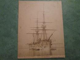 TRIOMPHANTE  (1877/1903) - Bateaux