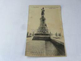 Port Said Statue De Ferdinand De Lesseps Egypt - Egitto