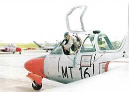 Armée Belge - FAé -  Fouga Magister CM170 - Matériel