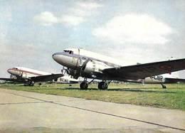 Armée Belge - FAé -  Douglas DC-3 - Matériel