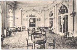 FR66 FONT ROMEU - Mtil 8 - Le Grand Hôtel - Salon De Lecture - Belle - Autres Communes