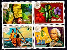 Aitutaki-0005 - (++) MNH - Senza Difetti Occulti. - Aitutaki