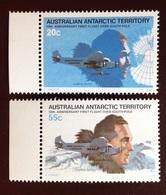 Australian Antarctic Territory AAT 1979 First South Pole Flight MNH - Australian Antarctic Territory (AAT)
