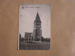BOURG LEOPOLD L' Eglise Kerk Limbourg Limburg België Belgique Carte Postale Postcard - Leopoldsburg