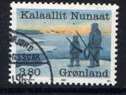 GROËNLAND - 161° - LA VIE QUOTIDIENNE A THULE - Greenland