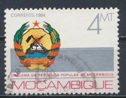 °°° MOZAMBIQUE MOZAMBICO - Y&T N°946 - 1984 °°° - Mozambico