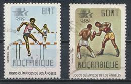 °°° MOZAMBIQUE MOZAMBICO - Y&T N°950/53 - 1984 °°° - Mozambico
