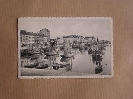 OSTEND OSTENDE OOstende Dock Montgommey Dok België Belgique Carte Postale Postcard - Oostende
