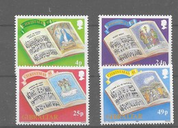 Serie De Gibraltar Nº Yvert 637/40 ** - Gibraltar