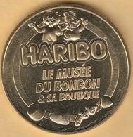 MONNAIE DE PARIS - 30 UZES - HARIBO MUSEE DU BONBON ET SA BOUTISQUE 2018 - Monnaie De Paris