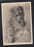 DR Nazikarte RAD / Arbeitsmann Feierabend - Weltkrieg 1939-45