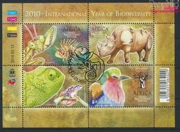 Südafrika 1911-1914 Kleinbogen (kompl.Ausg.) Gestempelt 2010 Jahr Der Biodiversität (9233581 - Afrique Du Sud (1961-...)