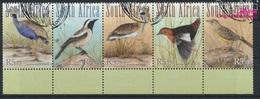Südafrika 1967-1971 Fünferstreifen (kompl.Ausg.) Gestempelt 2010 Steppenvögel (9233580 - Afrique Du Sud (1961-...)