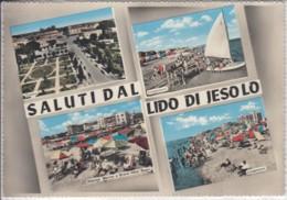SLAUTI DAL LISO DI JESOLO  PANORAMICHE DENTRO ALBERGO MARINA E GRAND HOTEL BAGNI LUNGOMARE - Italy