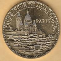 MONNAIE DE PARIS 75018 PARIS SACRE -COEUR DE MONTMARTRE - VUE D'ENSEMBLE 2018 - Monnaie De Paris