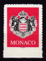 2000, Monaco, 2537, Freimarke: Staatswappen. MNH **, - Monaco