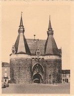 Chromo Mechelen Oude Brusselse Poort (reeks Ken Uw Land) - Chromos