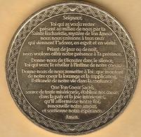 MONNAIE DE PARIS 75018 PARIS BASILIQUE DU SACRE-CŒUR - LA PRIERE DU  SANCTUAIRE 2018 - Monnaie De Paris