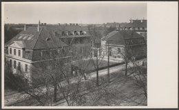 Unidentified Housing Block, C.1930s - RP Postcard - To Identify