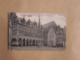IEPER YPRES Nieuwerk België Belgique Carte Postale Postcard - Ieper