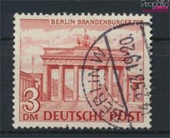 Berlin (West) 59X Fallendes Wasserzeichen Gestempelt 1949 Berliner Bauten (9233317 - [5] Berlin