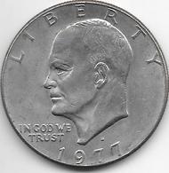 *usa 1 Dollar 1977 D  Km A203 - Emissioni Federali