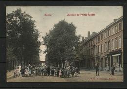 Belgique : Namur : Avenue Du Prince Albert - Namur
