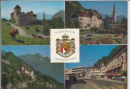 FÜRSTENTUM LIECHTENSTEIN MEHRFACHANSICHT  NICE STAMP SONDERMARKE - Liechtenstein
