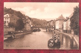 """NELS CPA De NAMUR """" Le Pont De Sambre Unused - Namur"""