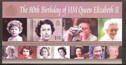 Salomon Solomon Islands 2006 Yvertn° Bloc 78 *** MNH Cote 12,50 Euro La Reine Elisabeth II - Salomon (Iles 1978-...)