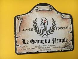 8929 -  Le Sang Du Peuple Jamet Vaucluse - Bicentenary Of The French Revolution