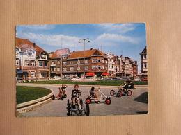 HEIST Square Albert Albert 1 Plaats België Belgique Carte Postale Postcard - Heist