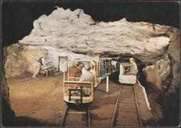 Ceudwll Llechwedd Slate Caverns, Blaenau Ffestiniog, Merionethshire, C.1970 - J Arthur Dixon Postcard - Merionethshire