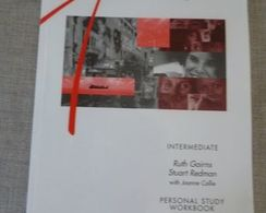 True To Life - Intermediate - Personal Study Workbook - Ruth GAIRNS, Stuart REDMAN - Linguistique