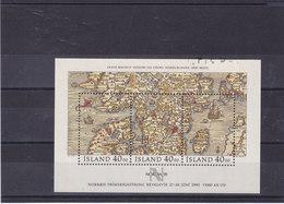 ISLANDE 1990 JOURNEE DU TIMBRE Yvert BF 11 NEUF** MNH - 1944-... Republique