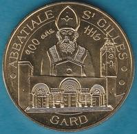 MONNAIE DE PARIS - 30 - SAINT-GILLES Abbatiale St Gilles Gard 900 Ans - 1116 - 2016 - Monnaie De Paris