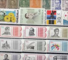 Venezuela 25 Different Stamps - Venezuela