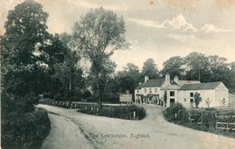 Royaume Uni. CPA. BAGSHOT.  The Cricketers.  The Cricketers Hotel.  1908. - Surrey
